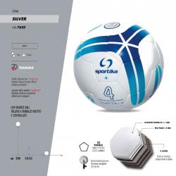 Pallone Futsal Silver